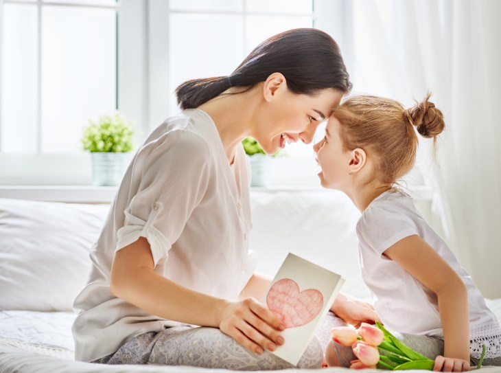 Mother's Day as Feature Image