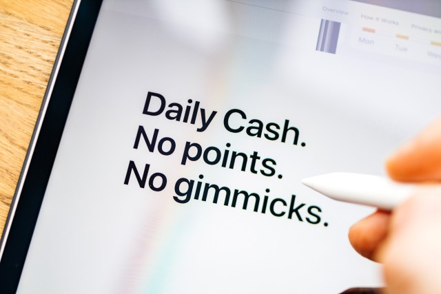 Daily Cash Back