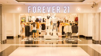 Forever 21 Has Filed For Bankruptcy