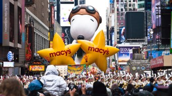 Macy's Thanksgiving Parade Balloons May Be Grounded Due to Weather