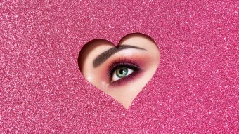 Top 5 Eyeshadow Palettes for Valentine's Day