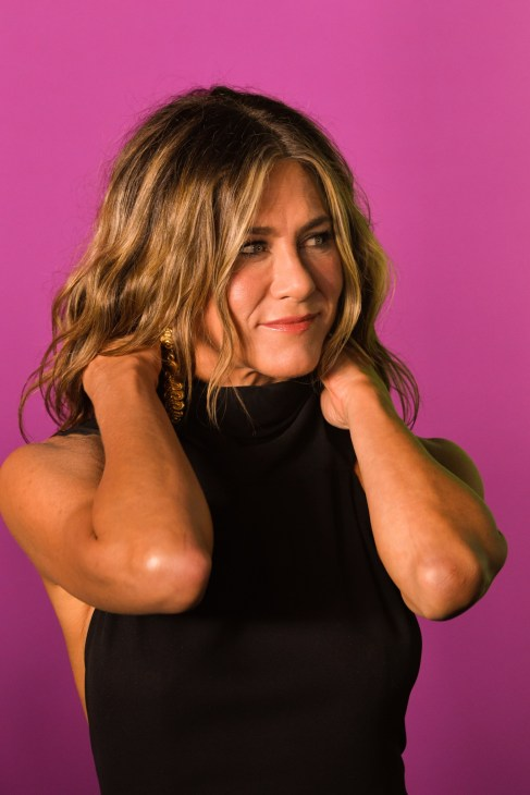"""Actress Jennifer Aniston attends Apple TV+'s """"The Morning Show"""" World Premiere"""