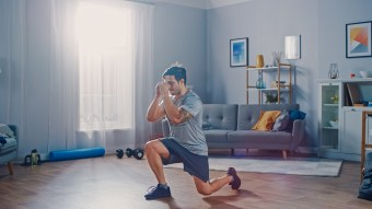 6 Unexpected Exercises You Can Do In Your Home During The Winter Quarantine