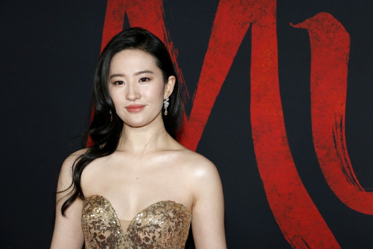 "Mulan Actress, ""Liu Yifei"""