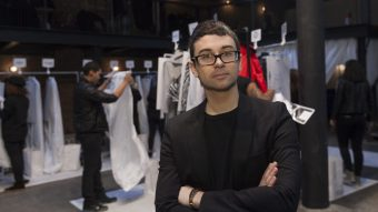 Christian Siriano Turns His House Into A Runway For His Spring 2021 Collection