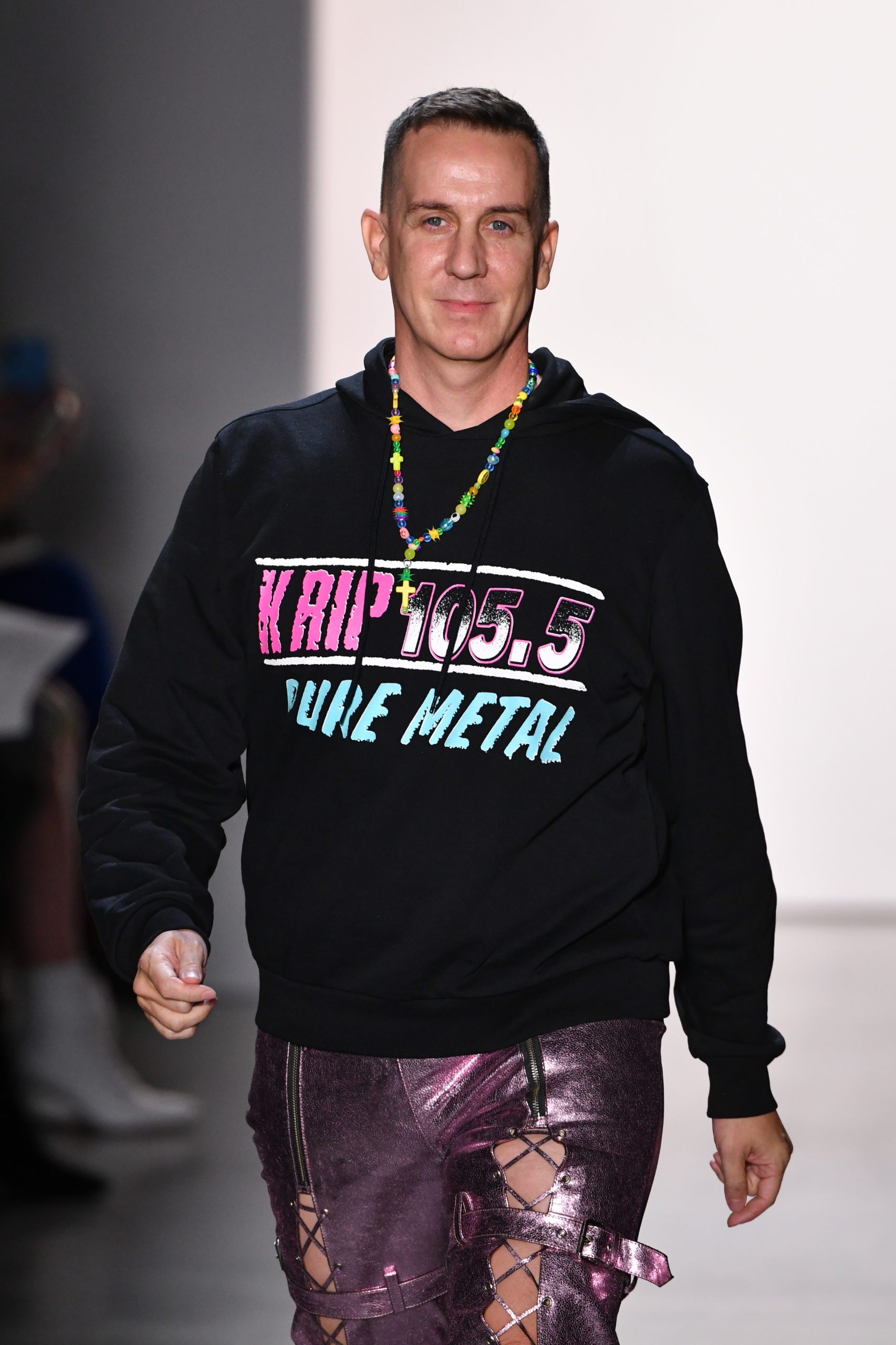 Jeremy Scott Dazzles With Storybook Runway