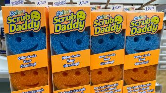 Scrub Daddy Adds New Sponges For Halloween
