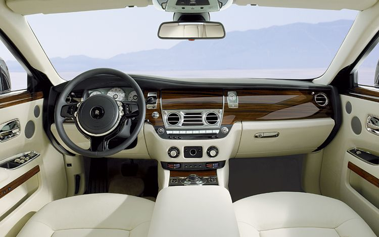 2011 Rolls Royce Ghost 7