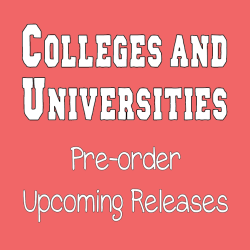 Upcoming College and University Releases