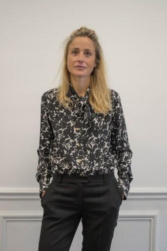 Juliette Mel, l'auteure d'ALICE AU PAYS DU DROIT