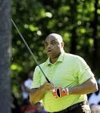 charles barkley golfing