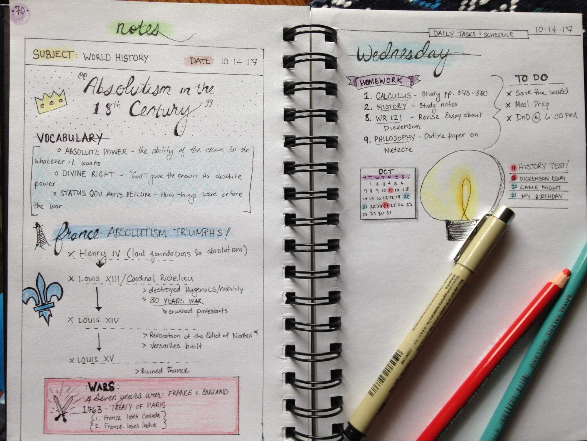 How To Take Better Notes The 6 Best Note Taking Systems