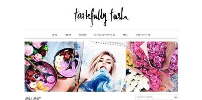 Tasha Meys Website