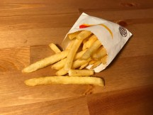 Value Fries from Burger King