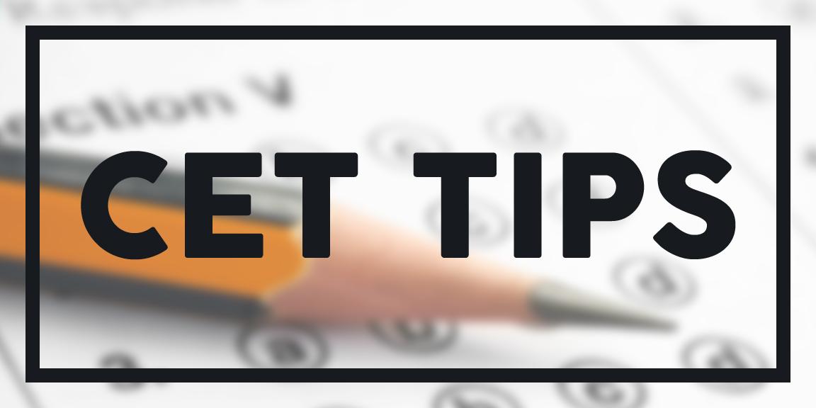 CET Tips