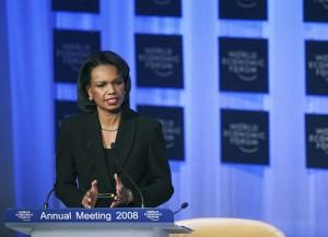 You could be a politician like Condoleezza