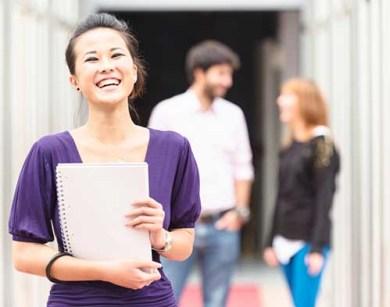 first-gen college student