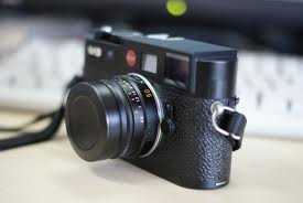 Camera for photography