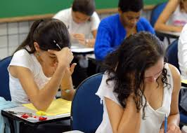 Students taking new SAT