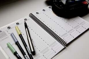 stay organized before moving to college