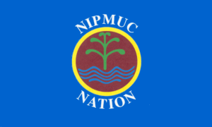 Flag of the Bandera Nipmuc