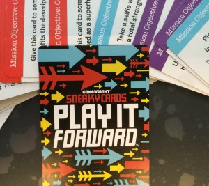 Promote curiosity with this intriguing card game.