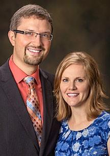 Daniel & Jennifer Arnold Missionaries to Nürnberg Germany