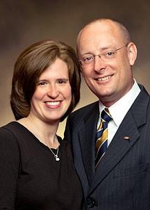 Stan & Grace Shelton Missionaries to Austria