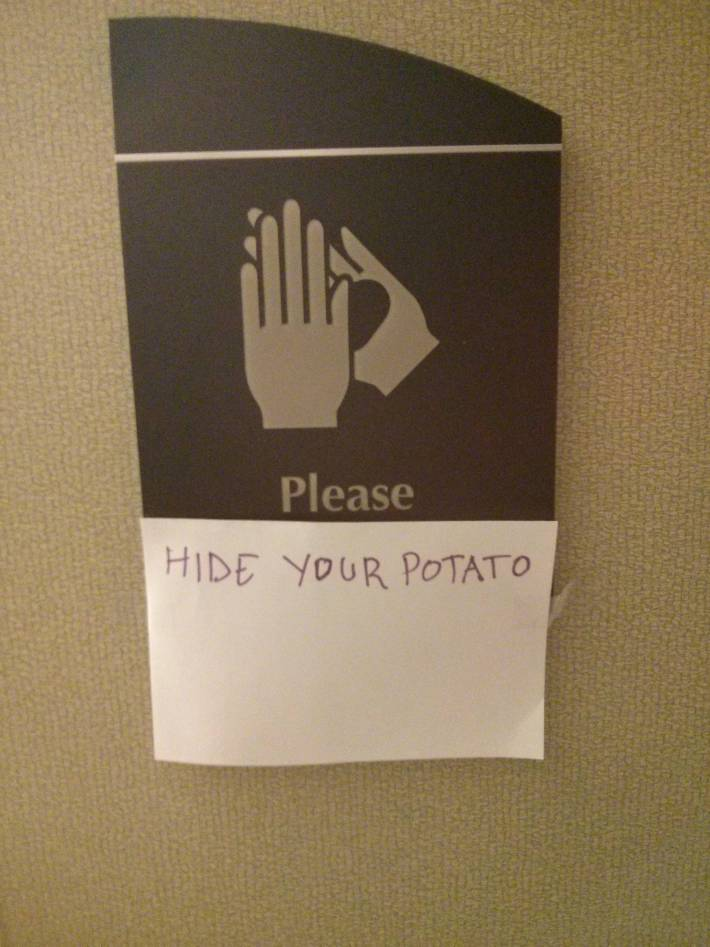 hide-your-potato