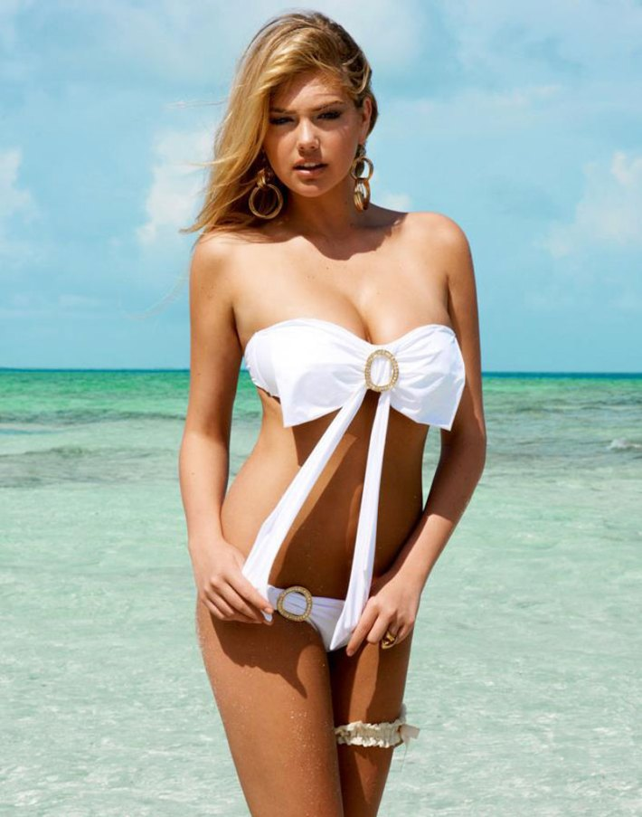 KATE UPTON Bride Collection ny Beach Bunny