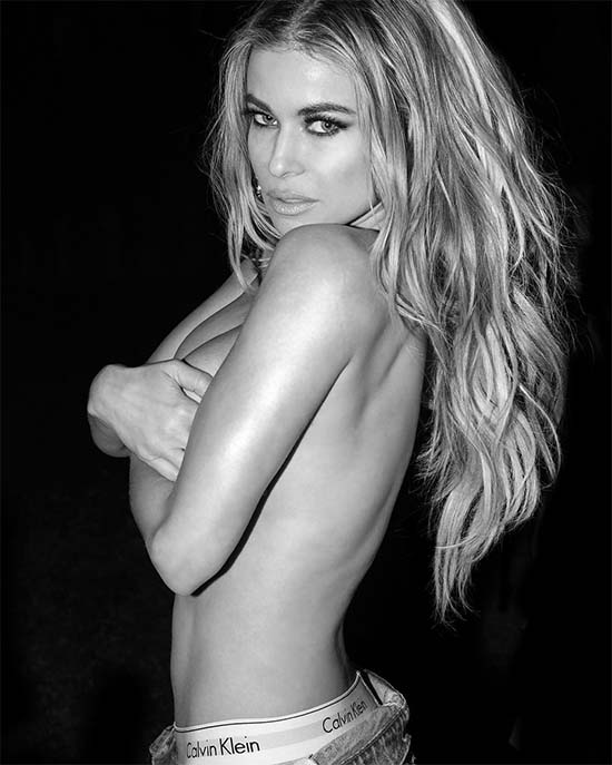 Carmen-Electra-Topless-by-Marco-Ovando