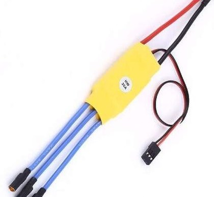Electronic Speed Control ESC 30 Amp with Bullet Connector in Pakistan