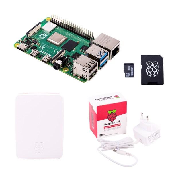 Raspberrypi 4b kit