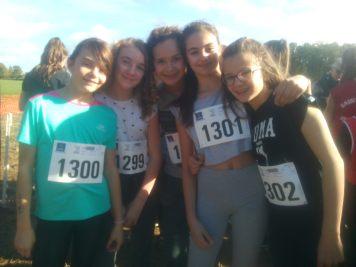 benjamines 2: Flavie, Elyse, Agathe, Elise, Lola