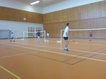 entraînement en simple