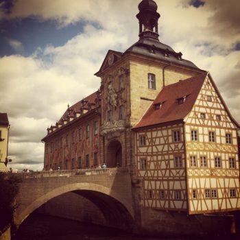 Medieval Building in Bamberg