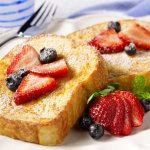 Brekkie Buzz: Cure that hangover with some quick and easy french toast