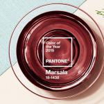 Pantone Colour of 2015: Three ways to wear Marsala