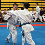 UCD Host Judo Intervarsities and Impress in the Tournament's Medal Count