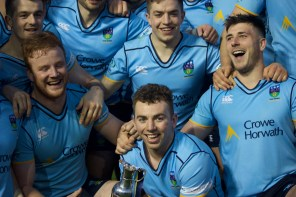 UCD Triumph Over Trinity in Rugby Colours Cup with Four Try Flourish