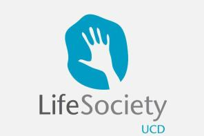 Life Society UCD Relaunch with New Campaign