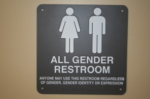 Limited Progress On Gender Neutral Bathrooms