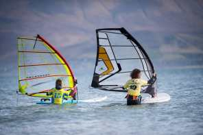 Sports Spotlight: Windsurfing Club