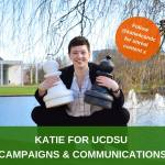 C&C Candidate: Katie O'Dea – 'The Environmentalist'