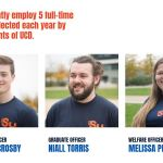 Year In Review:  Sabbatical Officers
