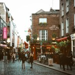 Dublin's Lovely Lanes