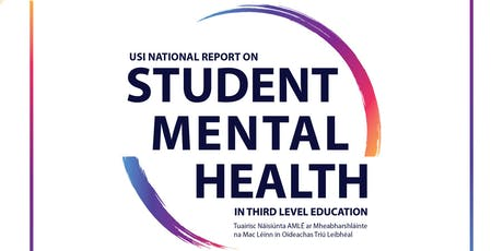 USI student mental health report, mental health, student mental health