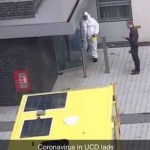 UCD Student Caught in Coronavirus Scare
