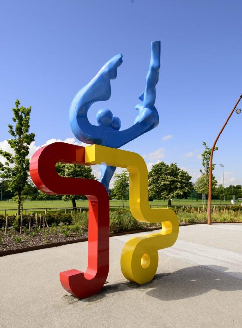 student centre sculpture