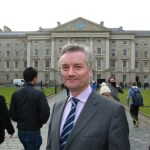 Trinity Provost Calls for Creation of Department of Higher Education